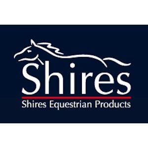 Shires Full Cheek Eggbutt Snaffle