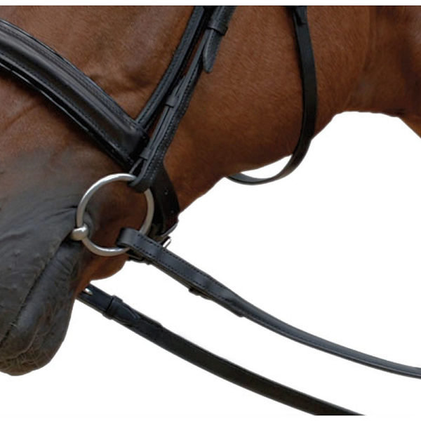 GEE TAC RUG BRIDLE HORSE QUALITY LEATHER REINS RUBBER GRIP BROWN SPECIAL PRICE