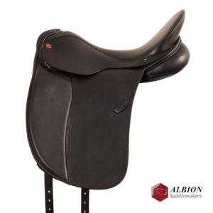 Albion SLK Adjusta-Tree Dressage Saddle