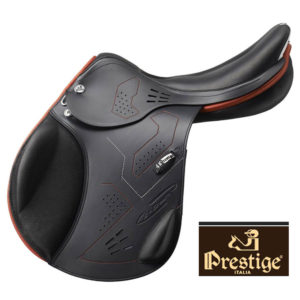 Prestige X-Breath K Jumping Saddle