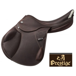 Prestige Paris D Jumping Saddle