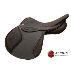 Albion Kontact Lite Jumping Saddle