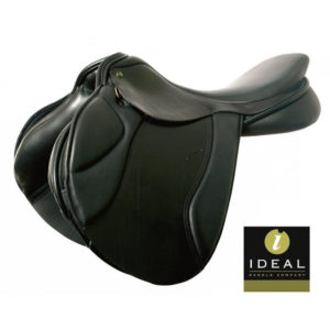Ideal Crown Gazelle 1550 Jumping Saddle