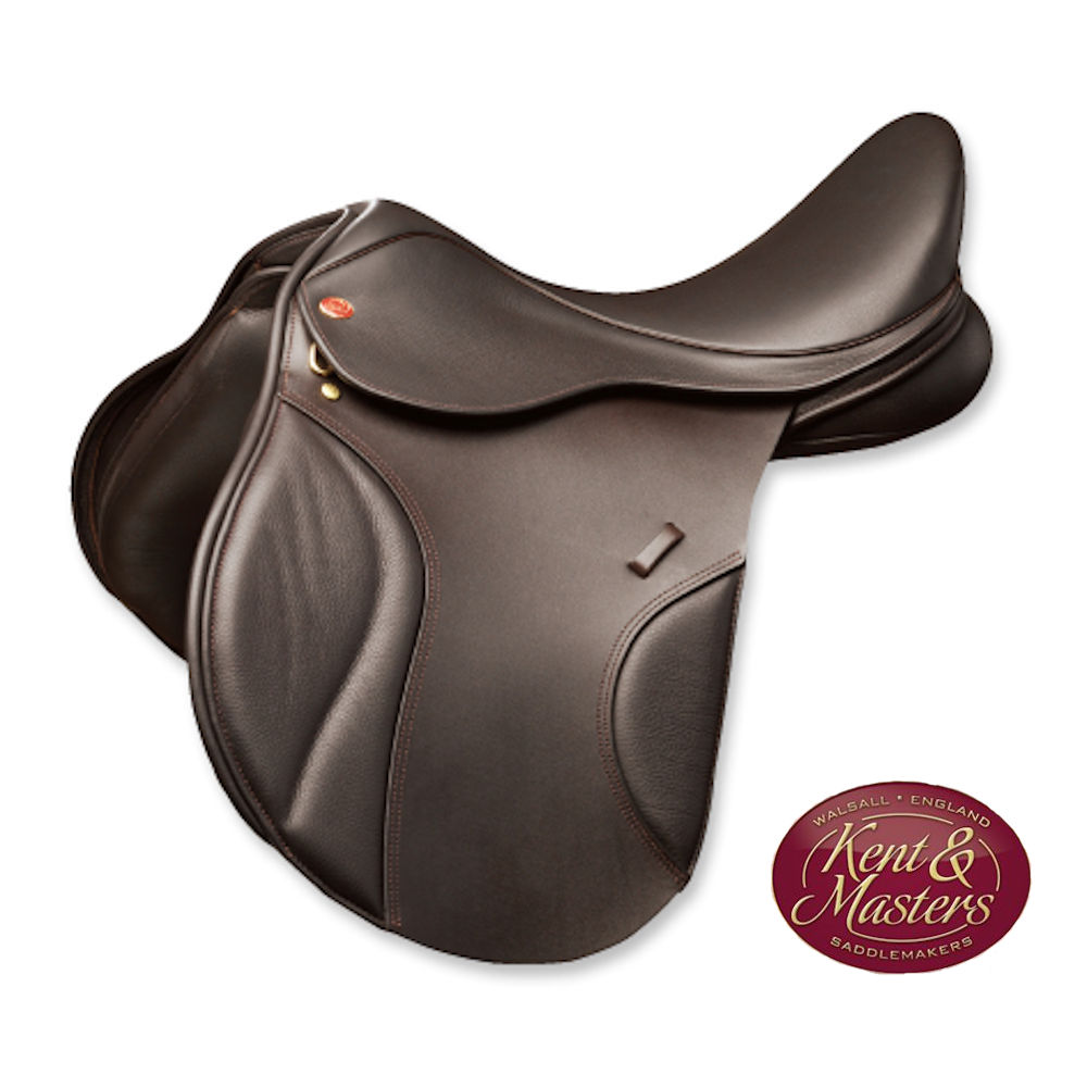 Kent & Masters S-Series Compact GP Saddle