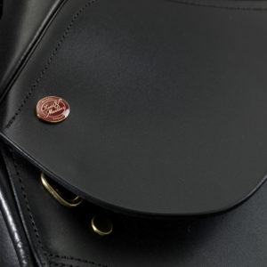 Kent & Masters Flat-Back GP Saddle
