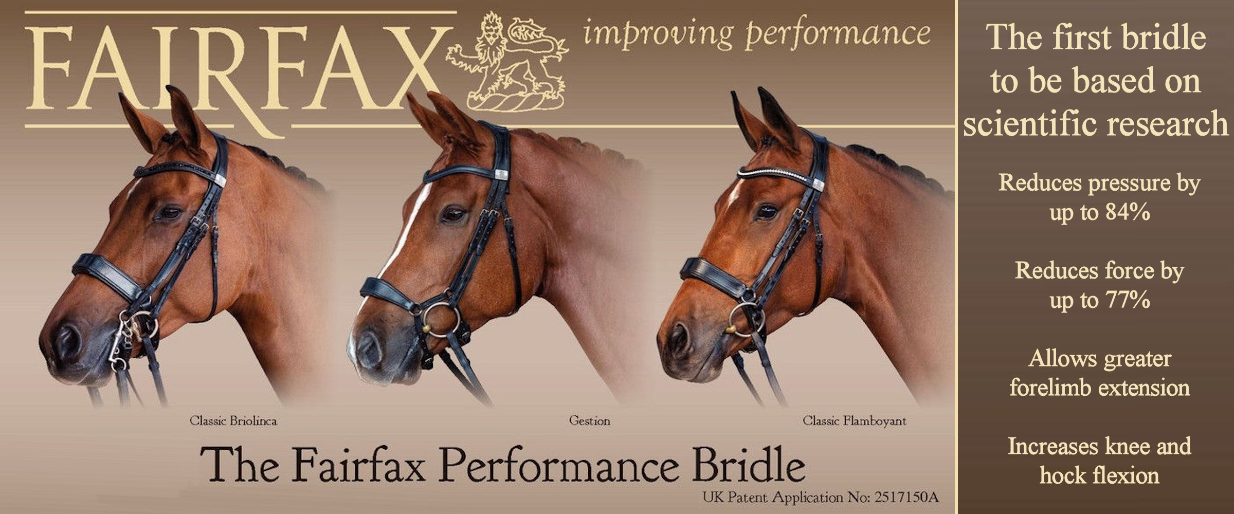 fairfax bridles